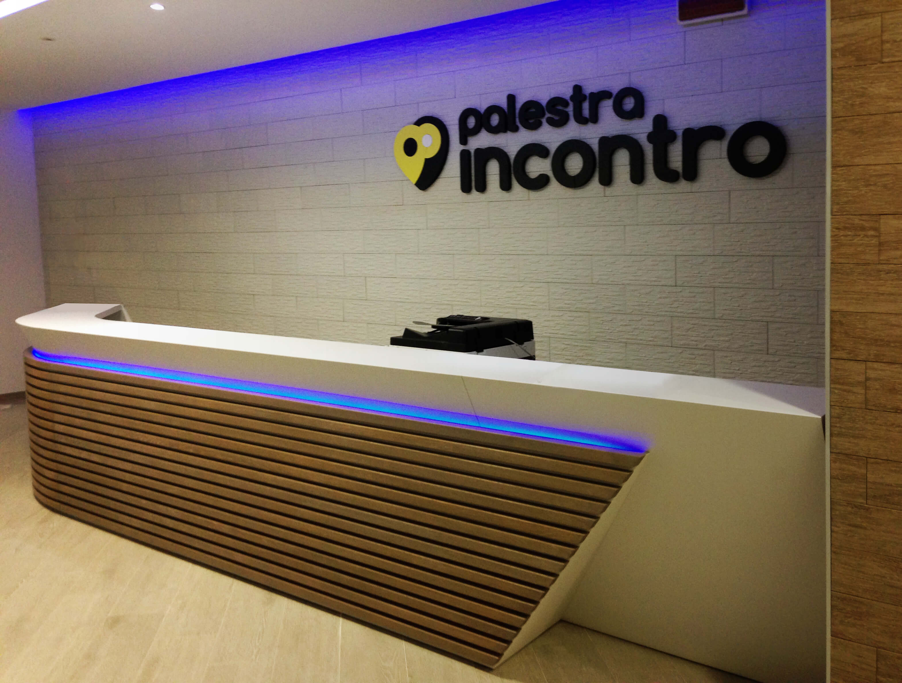 INCONTRO FITNESS CLUB – ITALY